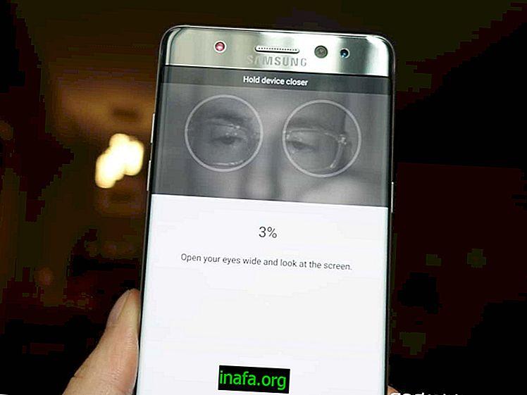 8 خطوات لإعداد بصمات الأصابع على Galaxy Note 7