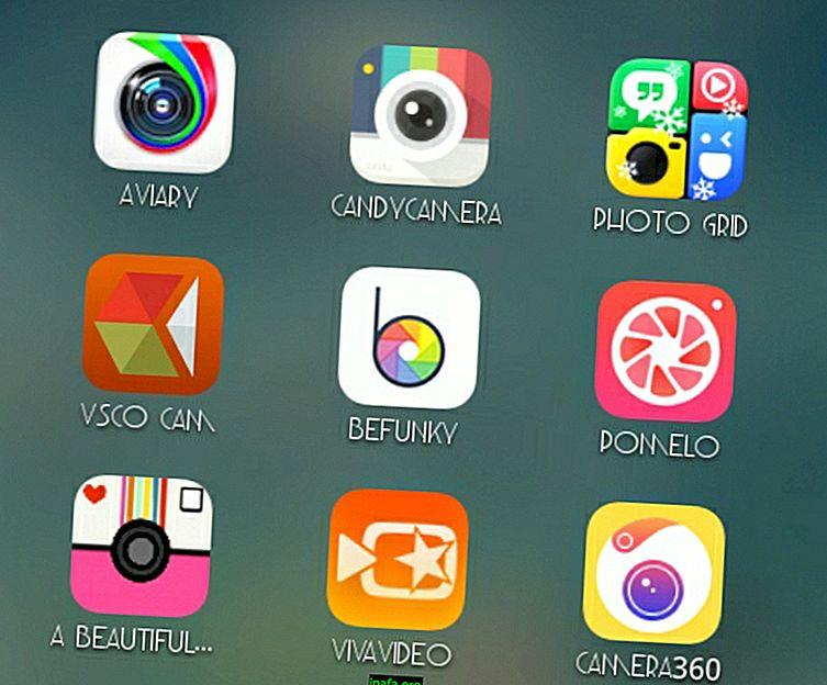 20 aplikasi fotografi terbaik untuk Android