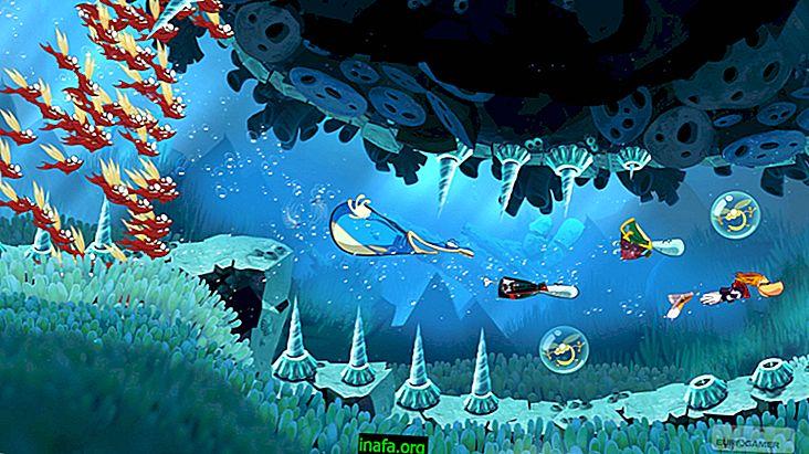 Kako brezplačno prenesti Rayman Origins na PC