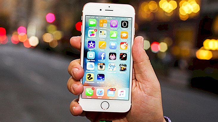 Az iPhone 7 és az iPhone 7 Plus képernyőképernyő készítése