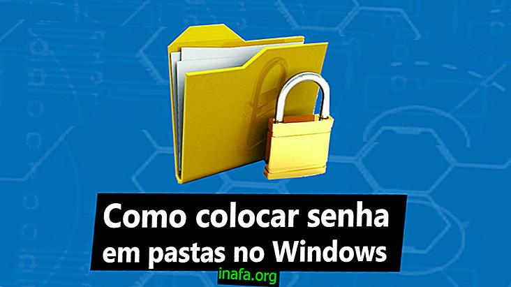 Kā Windows aizsargā mapes ar paroli