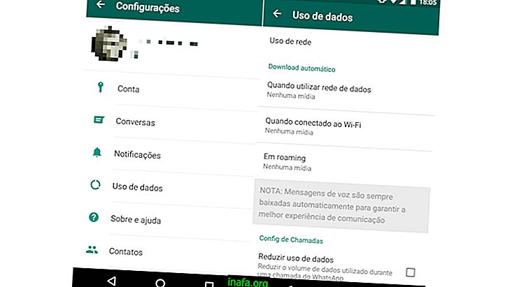 Whatsapp : iPhone에서 사진 및 비디오 자동 다운로드를 방지하는 방법