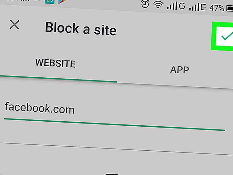 Cómo bloquear sitios en Google Chrome