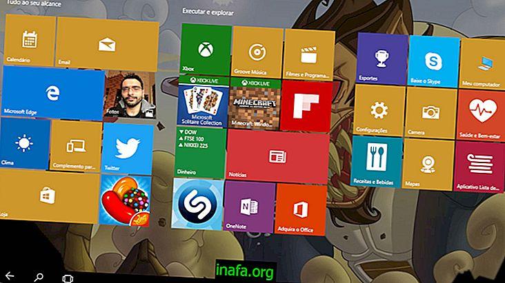Tahvelarvuti režiimi kasutamine Windows 10-s