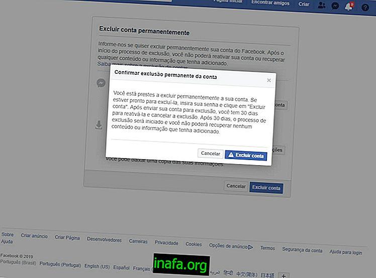 Πώς να διαγράψετε οριστικά έναν λογαριασμό στο Facebook