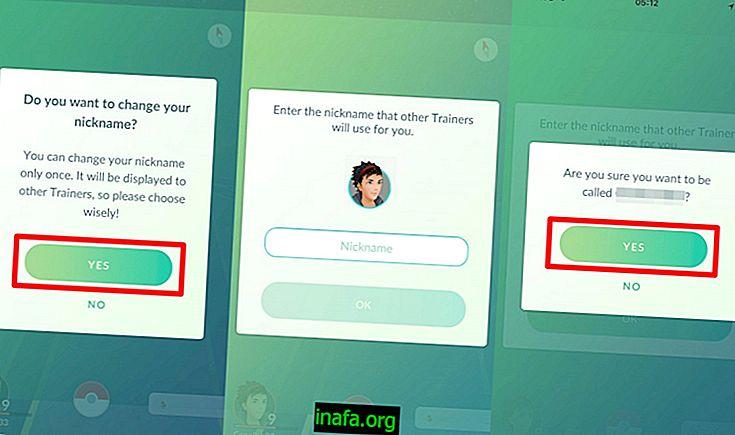 Cómo cambiar el nombre de usuario en Pokémon Go