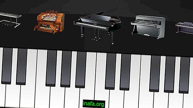 Android: 9 aplikacij za igranje klavirja