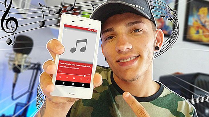 6 alkalmazás zenék letöltésére az Android telefonról