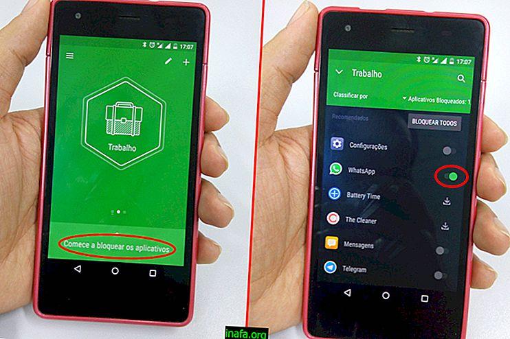 Cómo configurar una contraseña en Android WhatsApp