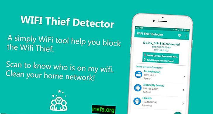 Slik oppdager og blokkerer du Wi-Fi-tyv med Android