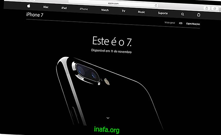 iPhone 7 prihaja v Brazilijo: preverite cene in modele