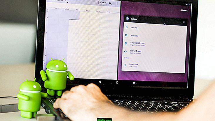 Ketahui cara memuat turun apl Android di PC
