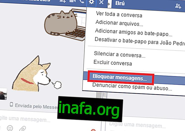 So blockieren Sie Facebook-Anrufe und -Nachrichten