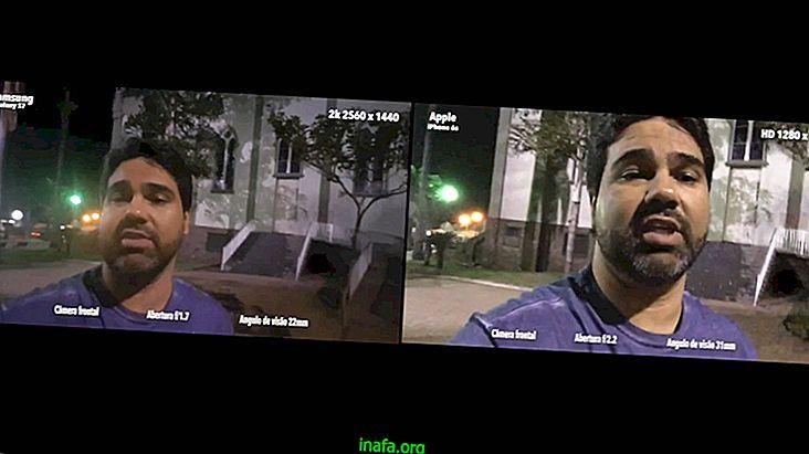 iPhone 7 vs Galaxy S7: Hvilken af dem har det bedste kamera?