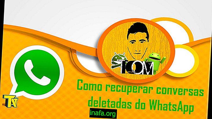 Як відновити видалені повідомлення в Android Whatsapp
