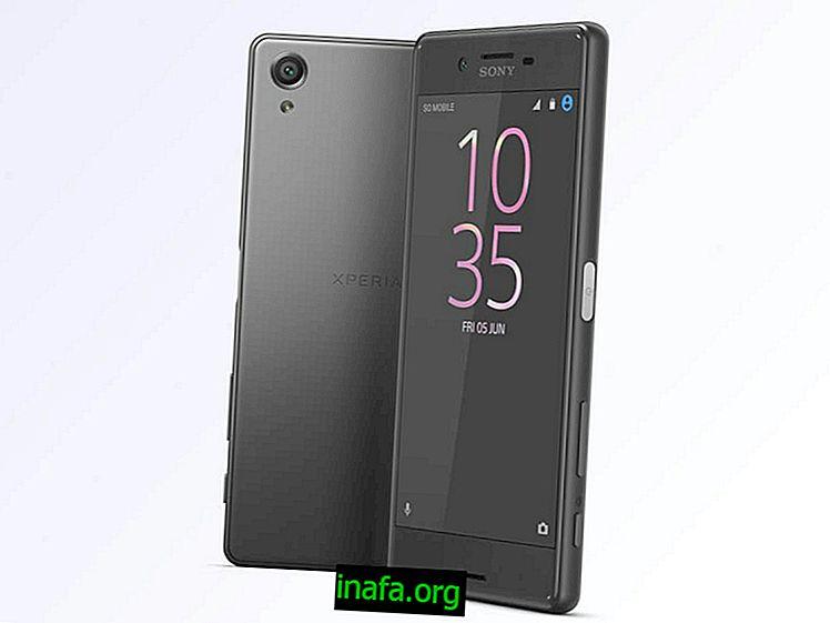 تحقق من الميزات السبع الجديدة لـ Sony Xperia X