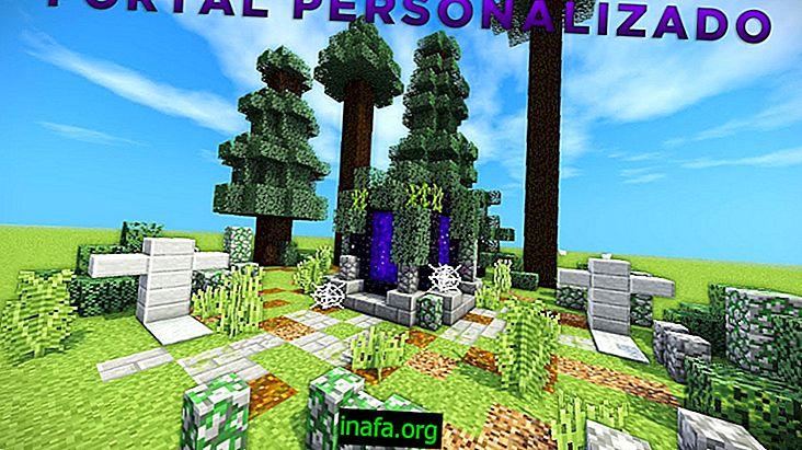 Kako stvoriti portal za Nether u Minecraft-u