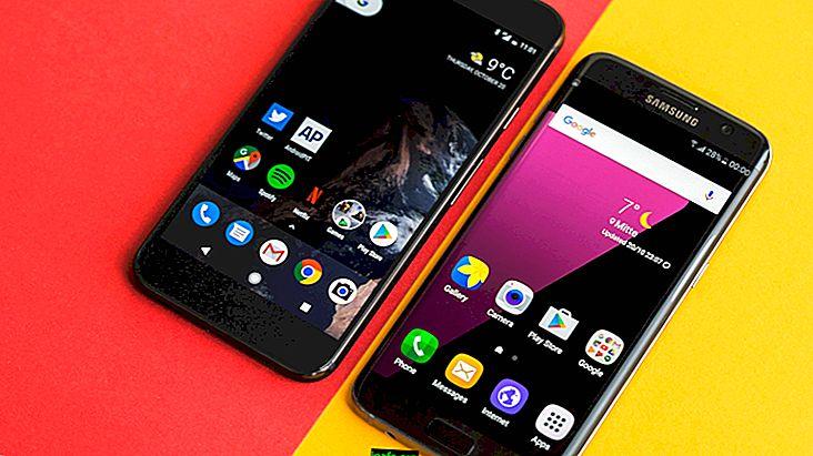Піксель проти Galaxy S7: що краще?