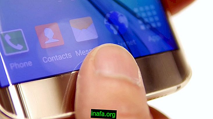 Sådan tages fotos ved hjælp af fingeraftrykssensor på Android