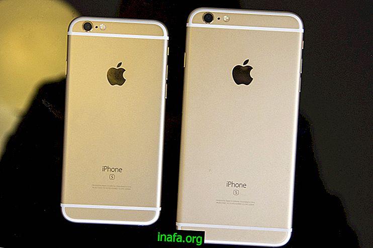 تعرف على الاختلافات بين iPhone 6 و 6S