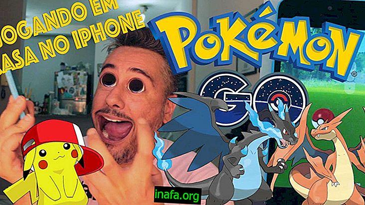 Kako igrati Pokémon Go na vašem iPhone