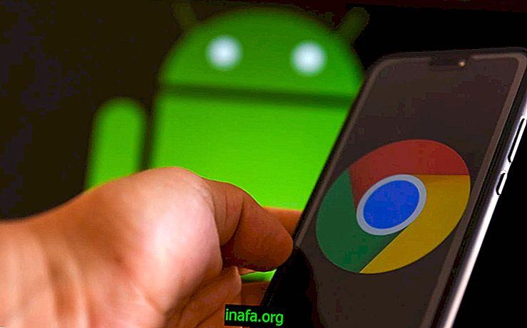 Chrome에서 야간 모드 기능 사용