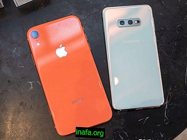 갤럭시 S10e 대 아이폰 XR : 어느 것이 더 낫습니까?