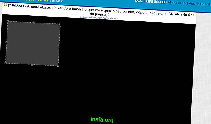 Πώς να δημιουργήσετε πανό χρησιμοποιώντας το site CreateBanner.com.br