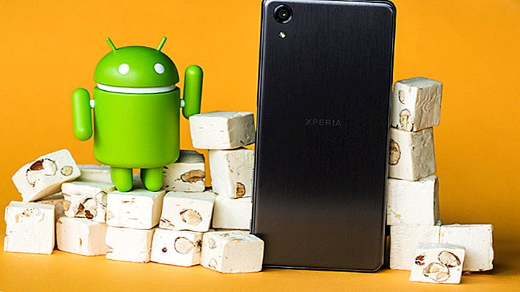 Kuinka käyttää Android Nougatia Nexus-älypuhelimellasi