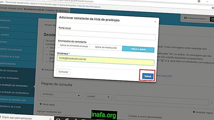 Bagaimana untuk menghalang kenalan dalam Gmail