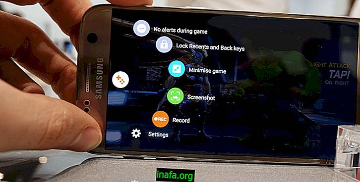 Kako se koriste Igrački alati na Samsung Galaxy S7 i S7 Edge