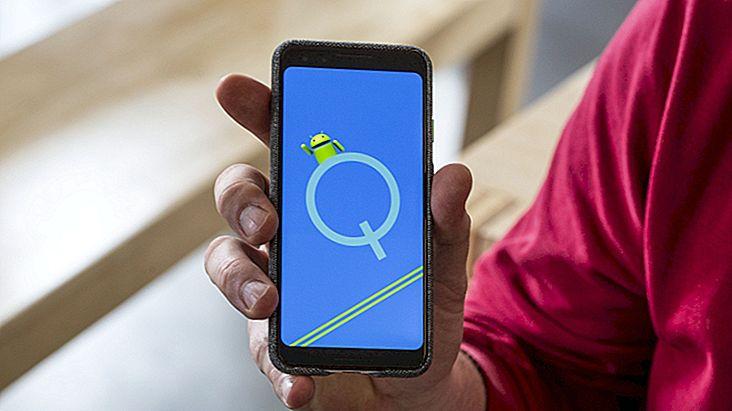 10 největších zpráv pro Android 10