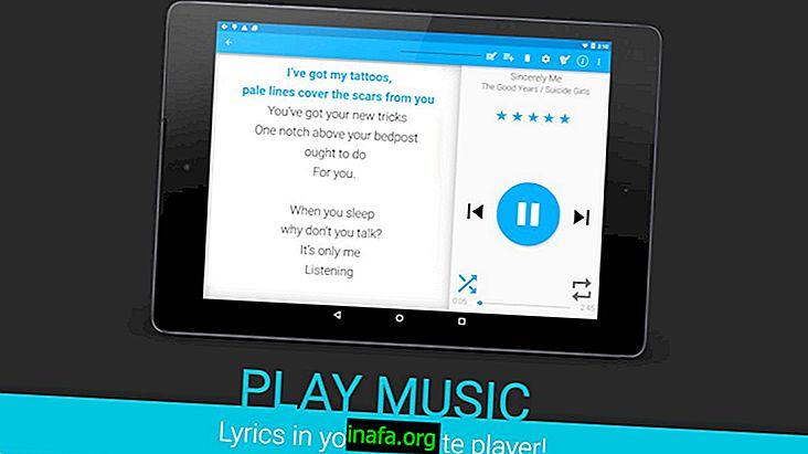 10 aplikací pro vkládání textů do Androidu