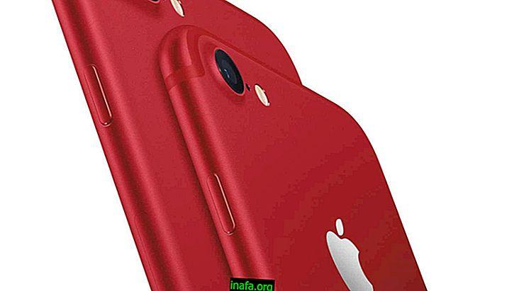 Apple bất ngờ với iPhone 7 màu đỏ và iPad mới