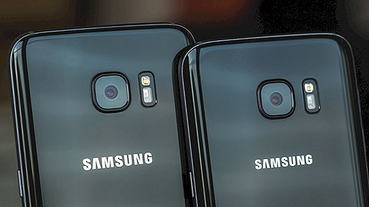 Know the differences between Galaxy S7 and S7 Edge