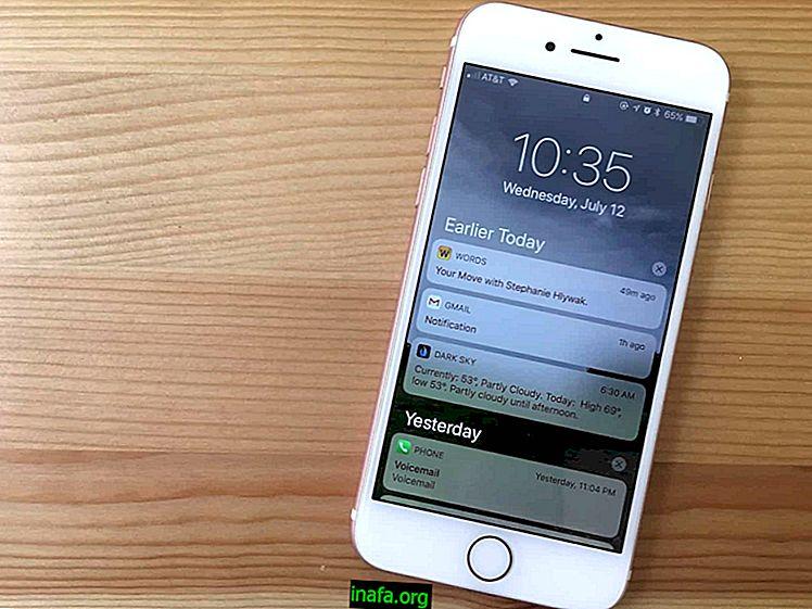 Kā izslēgt paziņojumu priekšskatījumus iPhone un iPad