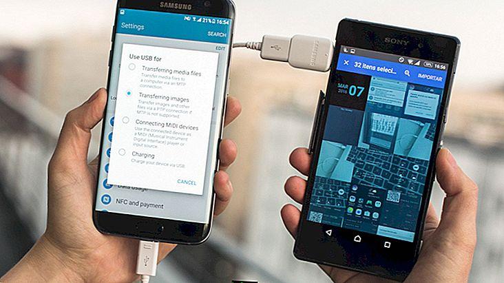 Jak přenést aplikace do nového systému Android