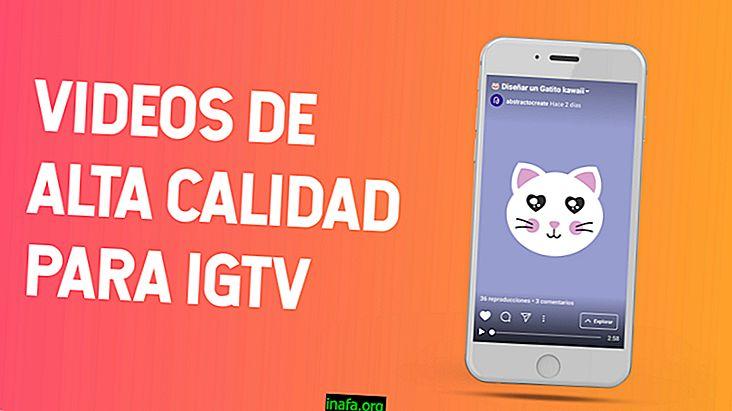 Bagaimana untuk memuat naik video ke IGTV