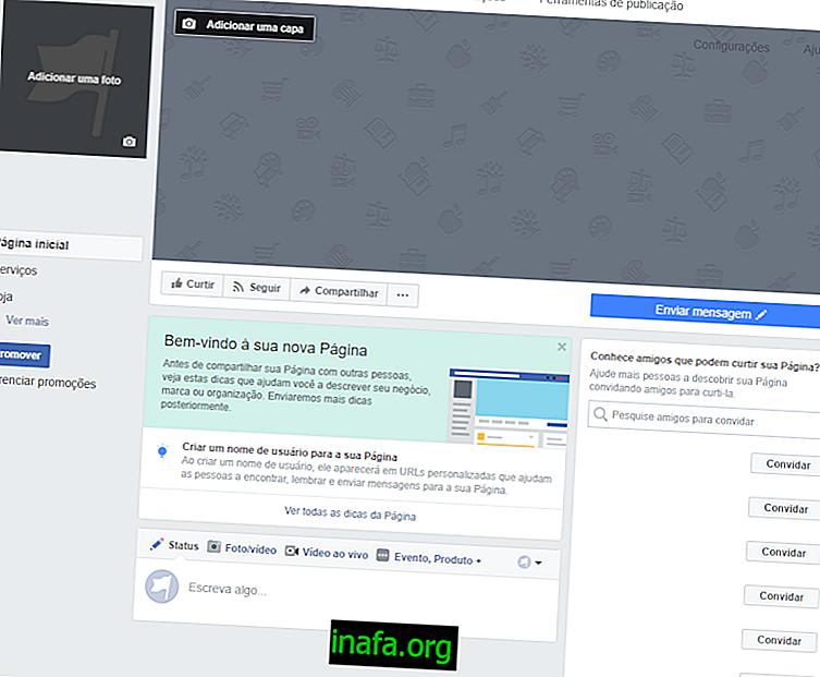 Cum se creează o pagină de fani pe Facebook