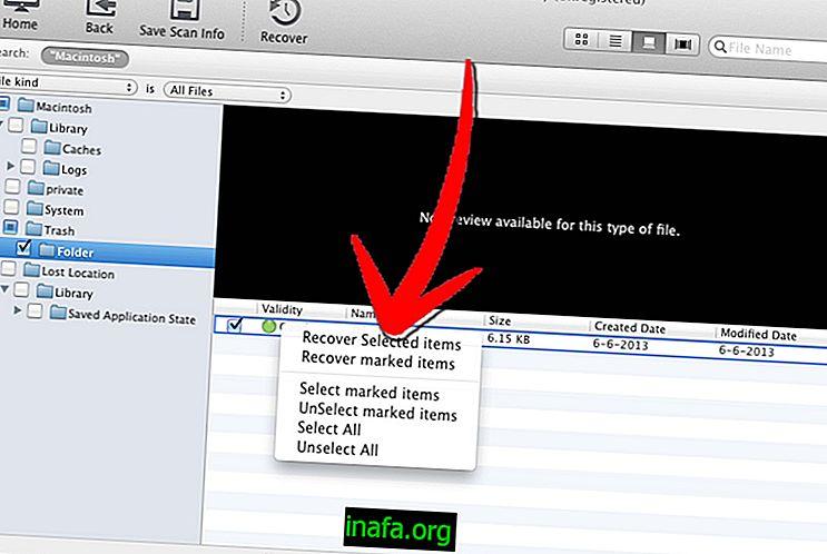 Cómo recuperar archivos borrados de una unidad flash en la PC