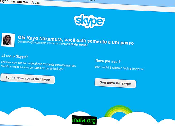 Kako preseliti stike MSN v Skype