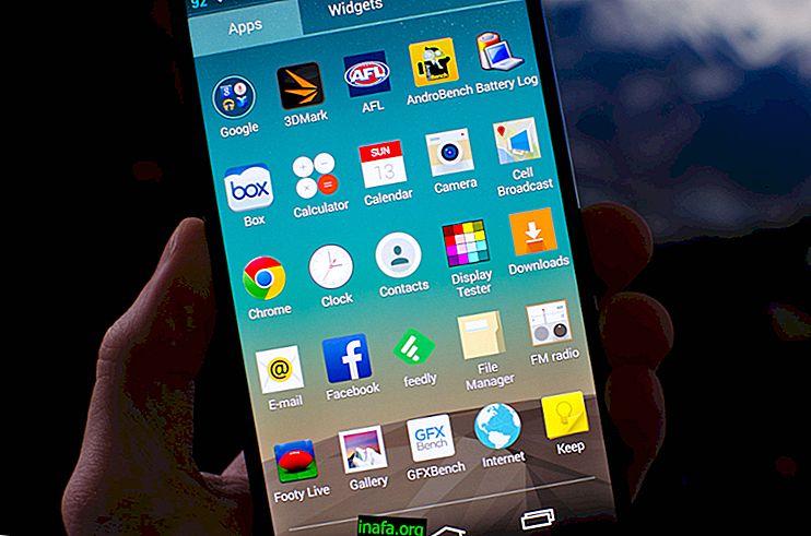 Bagaimana cermin skrin Android pada telefon pintar yang lain