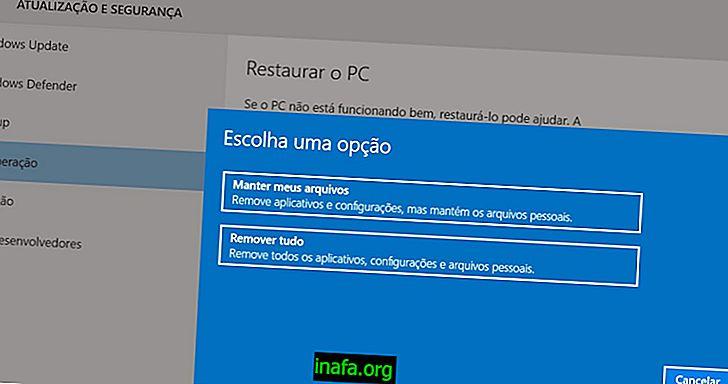 Kako obnoviti mapo v operacijskem sistemu Windows 7 za obnovitev datotek