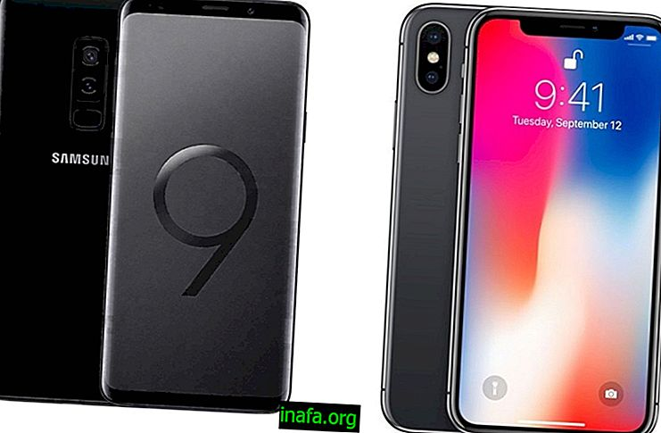 Galaxy S9 + x iPhone X: Care este mai bun?